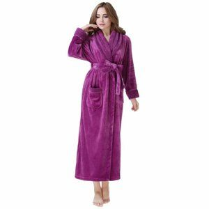 Richie House Plush Robe